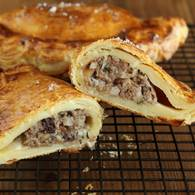 Fig and fennel pork pasties