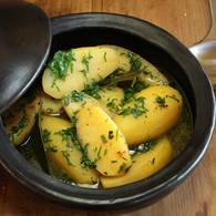 Braised_waxy_potatoes
