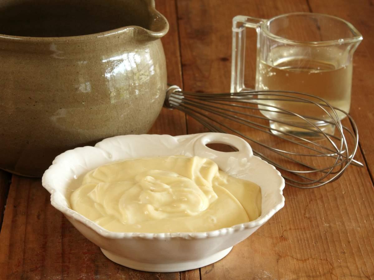 Verjuice mayonnaise