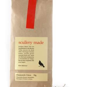 Scullery made tea chamomile citron