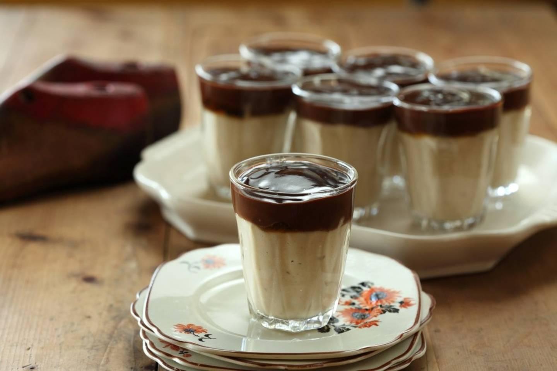 Chestnut Puree Dessert