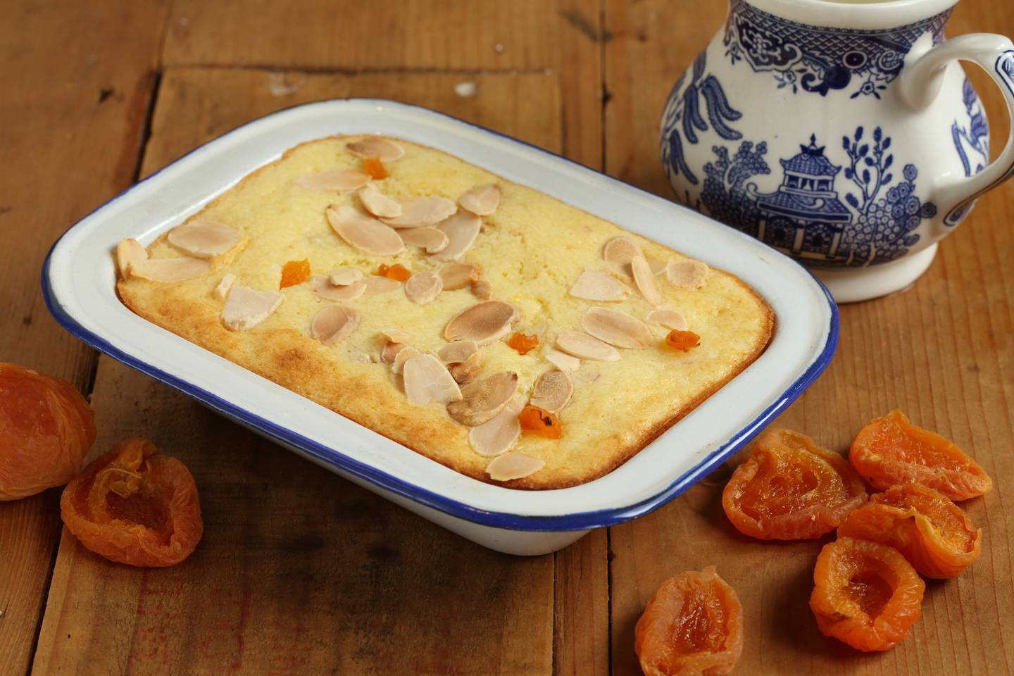 Apricot And Ricotta Baked Cheesecake Maggie Beer