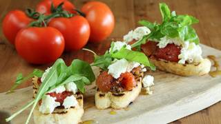 Approved   roasted tomato ricotta bruschetta 3