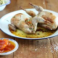 Approved   quails with mustard apricot stuffing 01