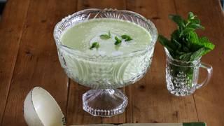 Cucumber gazpacho 16
