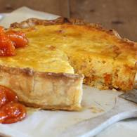 Approved verjuice curd tart 20