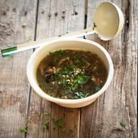 Mushroombarleysoupwithchickenstock1 web 1