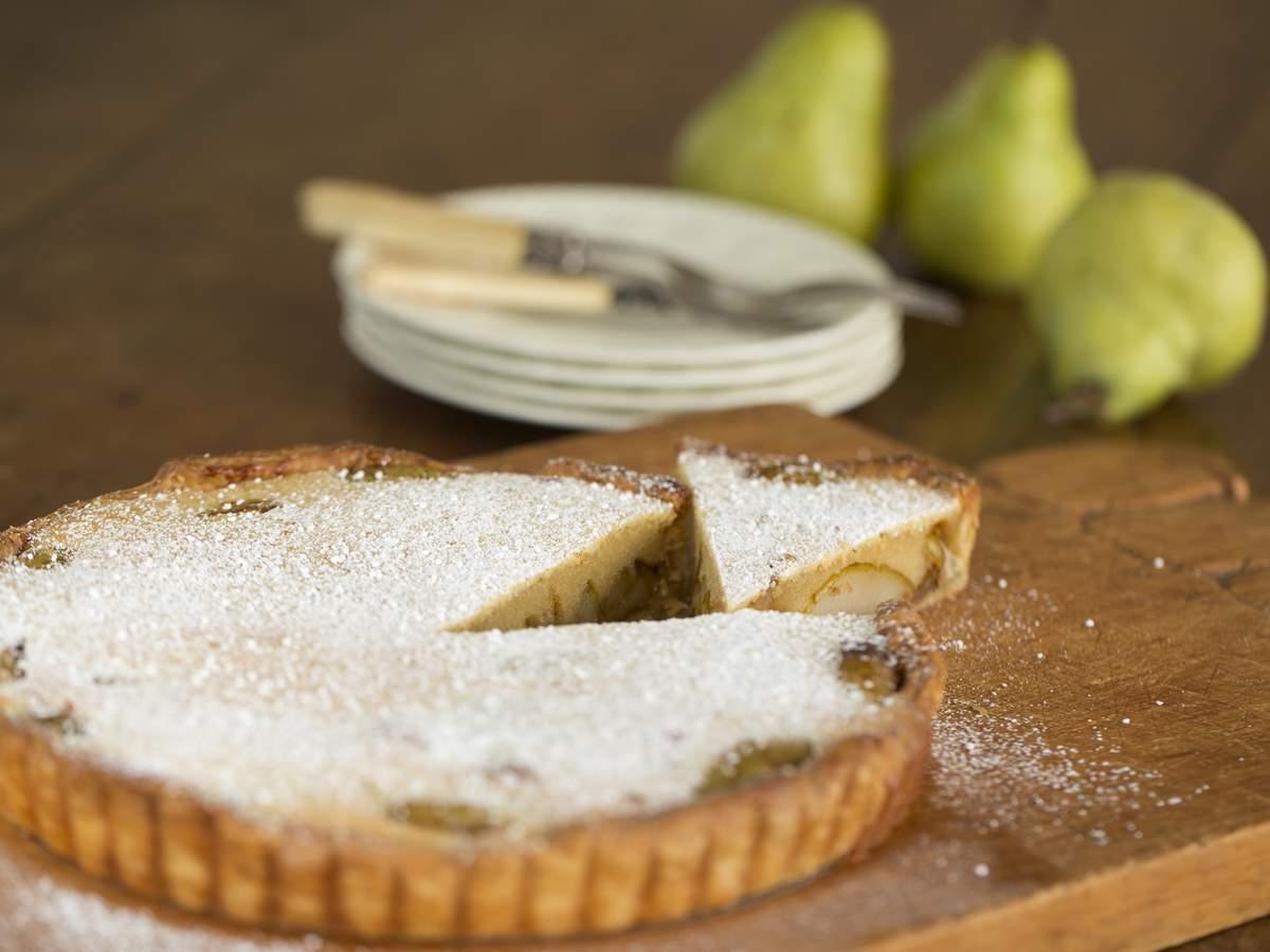Pear brown sugar tart 2 approved