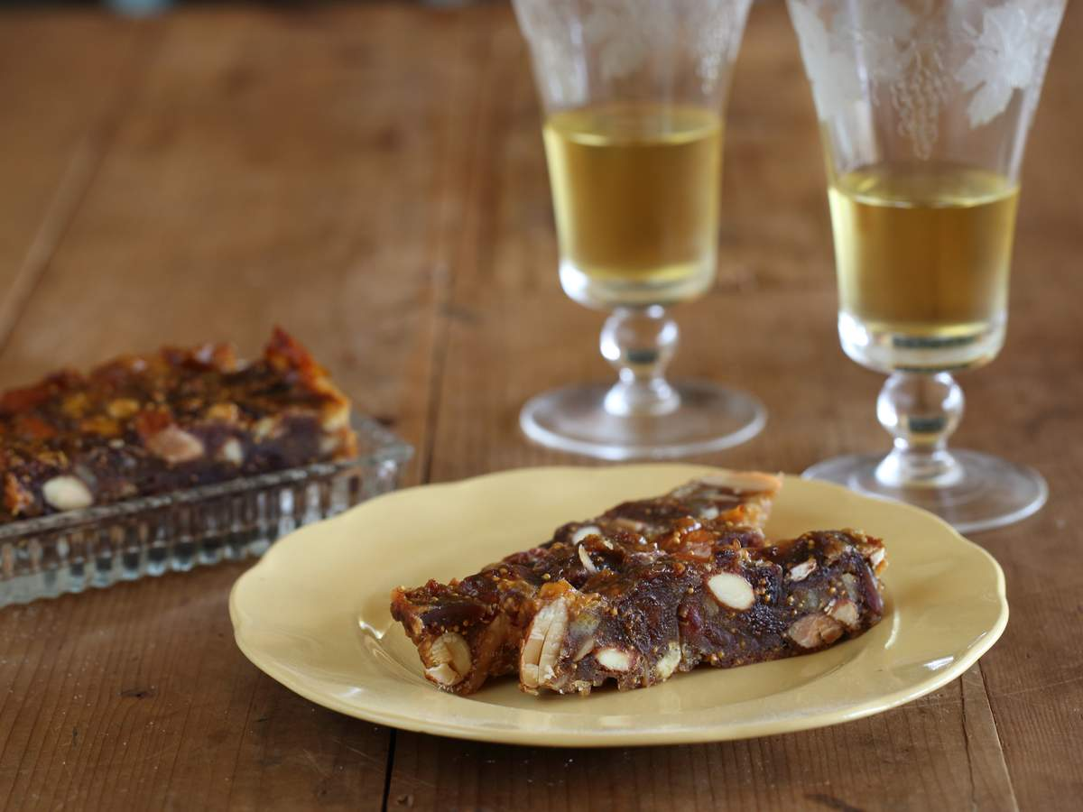 Fig almond and verjuice panforte 1 approved