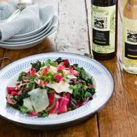 Chard salad 1