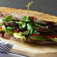 Steak sandwich 4