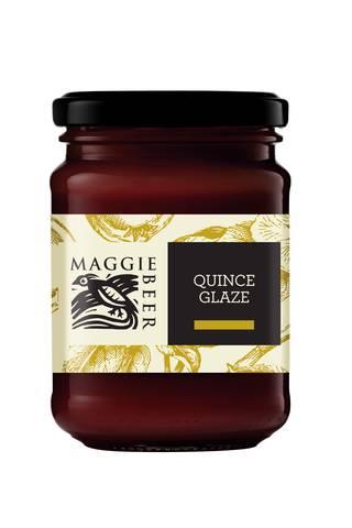 Quince glaze