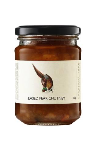 Dried pear chutney web