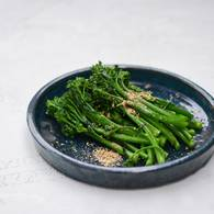 Broccolini dukkah 2