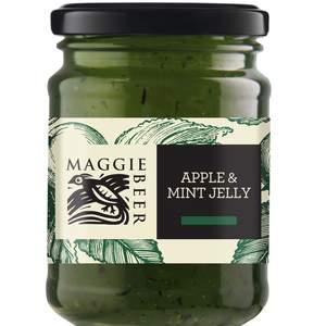 Apple mint jelly