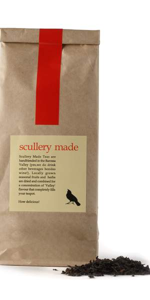 Scullery made tea plain packaging