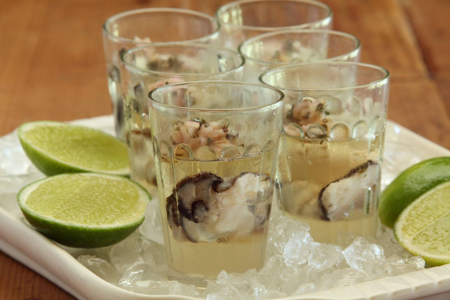 Oyster Shooter Oyster Shooter - Maggi...