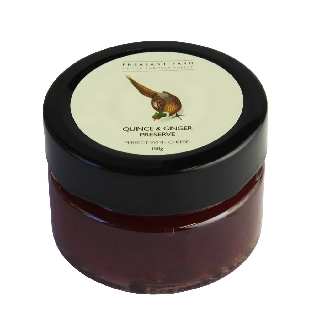 Quince giner preserve