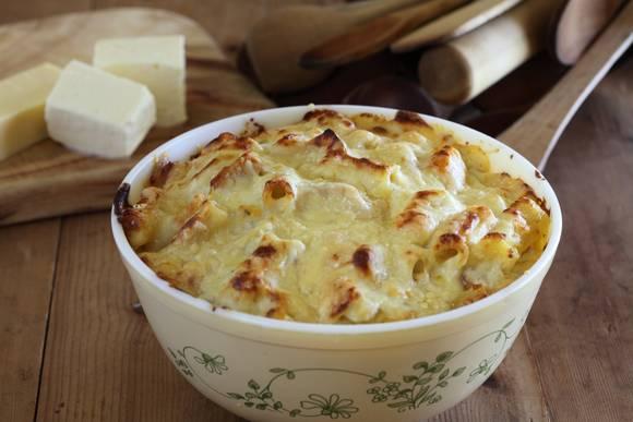 Macaroni cheese 12