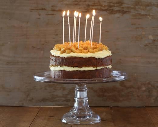 Verjuice birthday cake 16