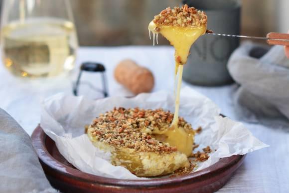 Dukkah camembert 15