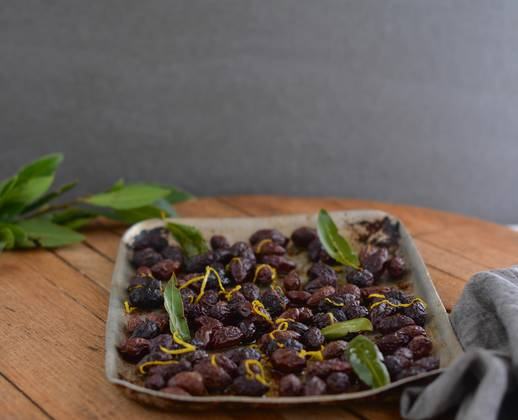 Roasted olives 6