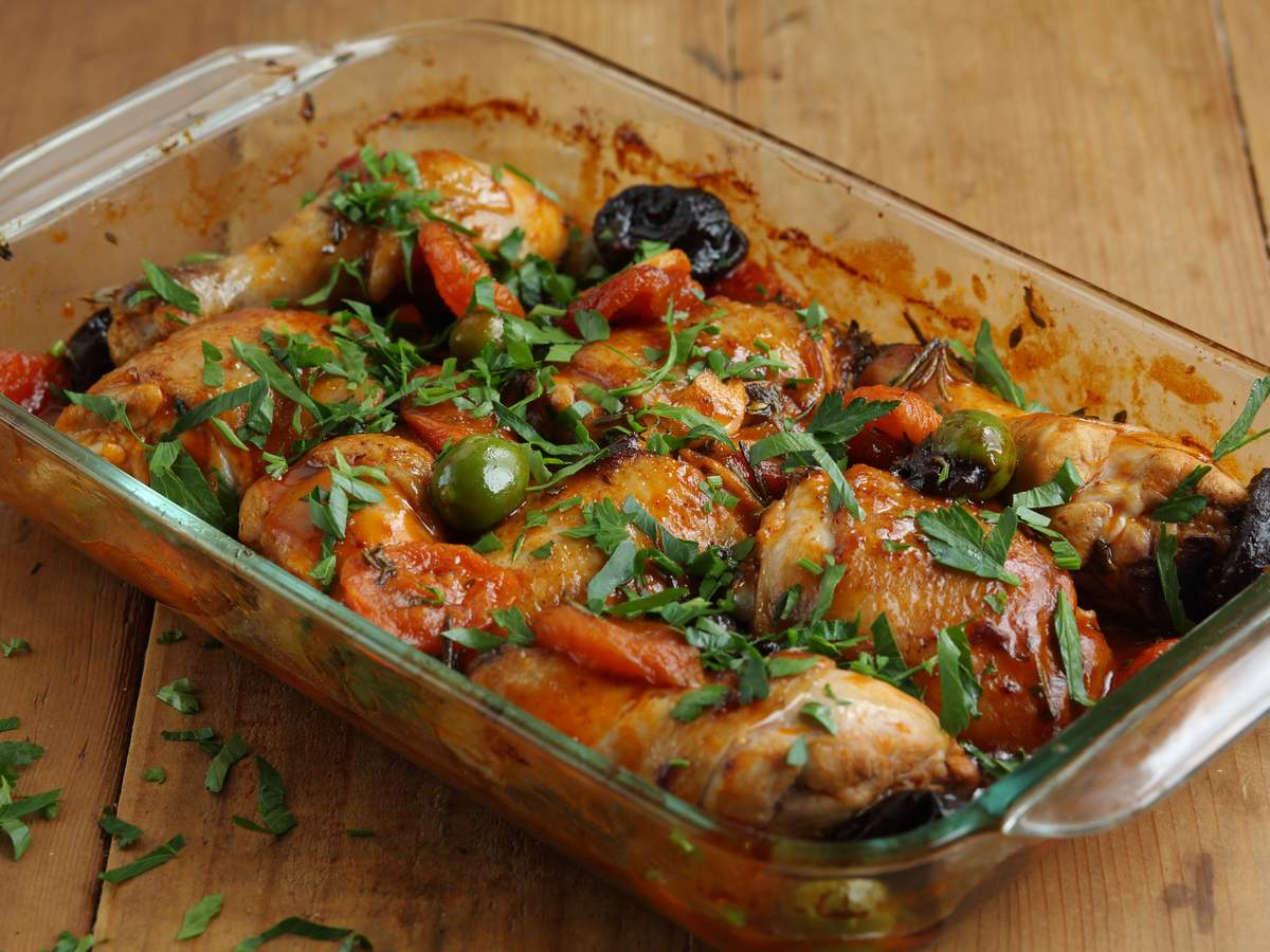 Approved chicken provencale 1
