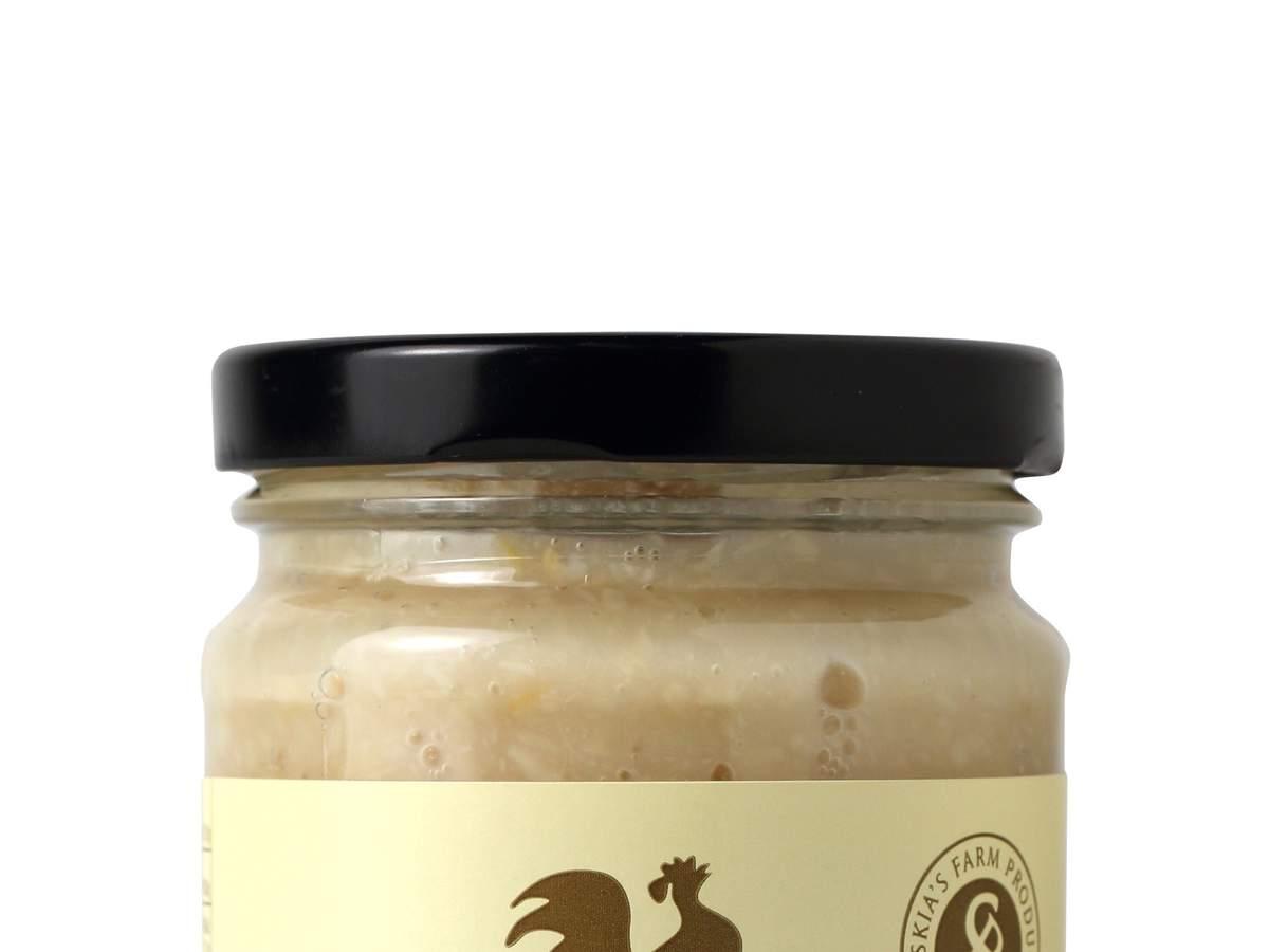 Saskia beer horseradish