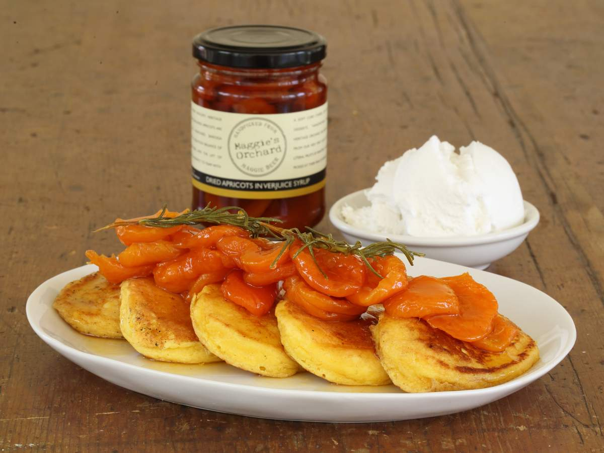 Ricotta hot cakes 6 approved