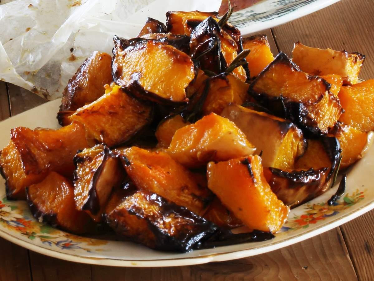 Roasted Butternut Pumpkin with Verjuice - Maggie Beer