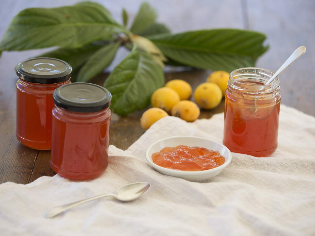 Loquat jelly approved