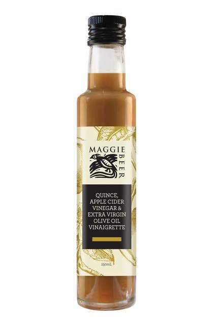 Quince apple olive oil vinaigrette web