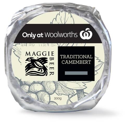 Maggiebeer traditionalcamembert 200g
