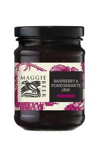 Jam raspberrypomegranate wt