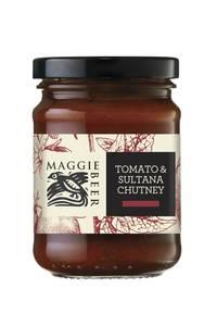 Chutney tomatosultana wt