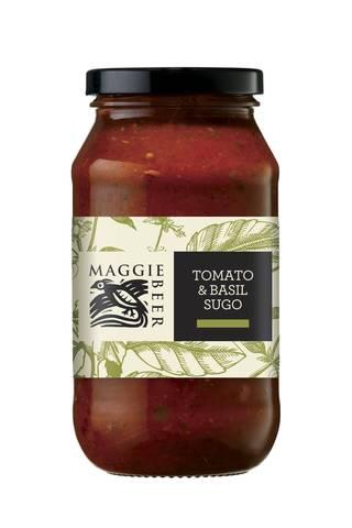 Sugo tomatobasil wt