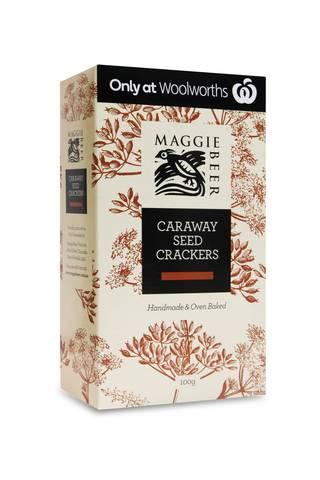 Caraway Seed Crackers - Maggie Beer