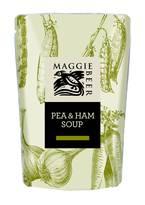 Pea ham soup