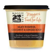 Pumpkin coconut giner soup lrg