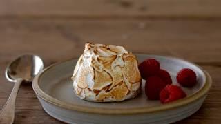 Mint meringue 1