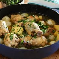 One pot chook