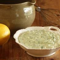 Coriander mayonnaise 03