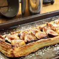 Fig almond tart 09