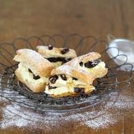 Quince and cheddar pastries 5 approved