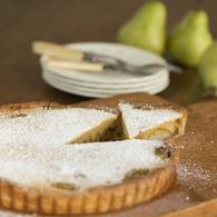 Pear brown sugar tart 2 approved