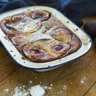 Fig clafoutis approved