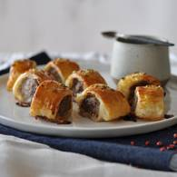 Approved sausage rolls 3
