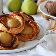 Pear tarts 1 edit